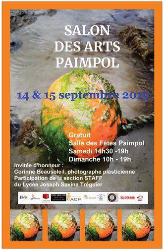 Salon des Arts | 14 & 15 sept. 2019