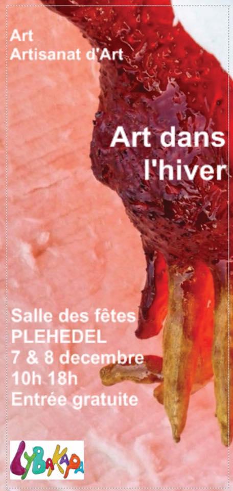 Art dans l'Hiver | 7 & 8 déc.2019
